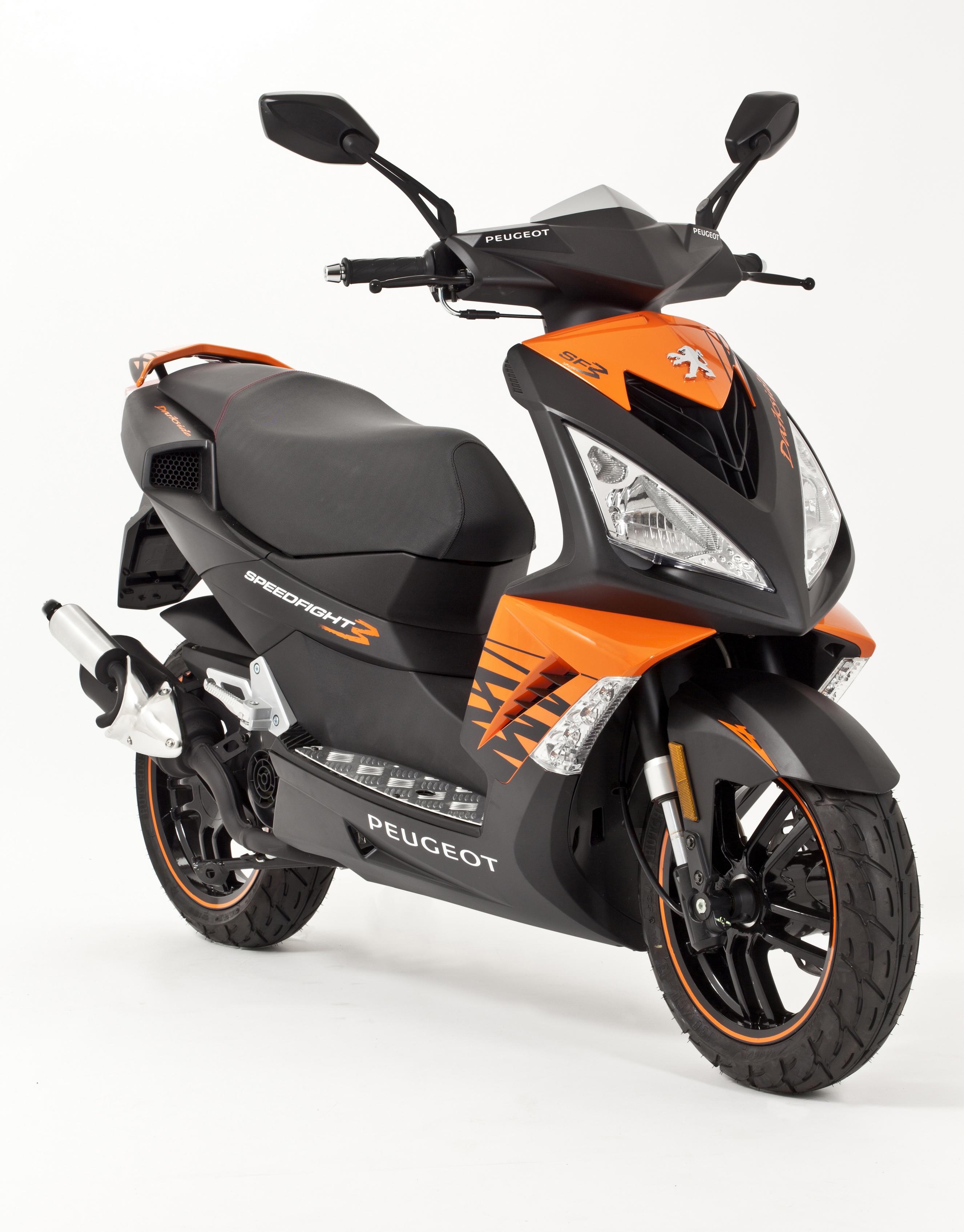 Mopeder / ATV