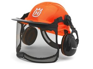 Husqvarna Hjälm Functional, orange