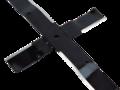 """KLIPPO Cross-cut Kniv 53cm 21"""""""